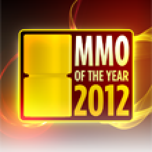MMO of the Year 2012 Award für Desert Operations